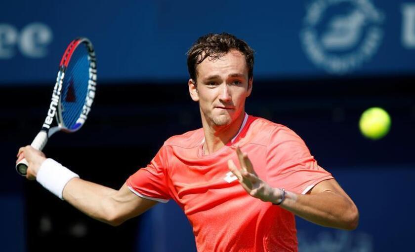 En la imagen, el tenista ruso Daniil Medvedev. EFE/Archivo