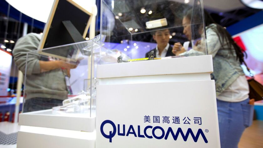 Apple contends Qualcomm is illegally gouging on patent fees and collecting royalties on innovations it had nothing to do with.