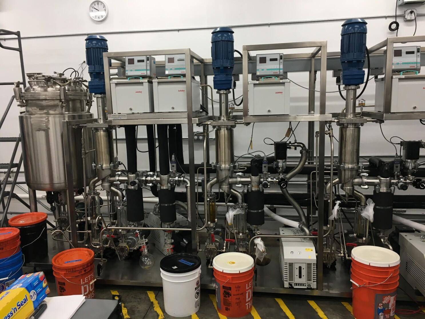 DEA raids 'sophisticated' hash oil lab in Lemon Grove