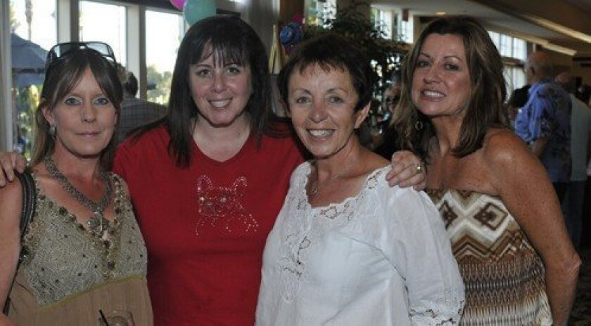 Karen Groebli, Erin Auerbach, Madeline Auerbach, Dawn Spillman (Photo: Rob McKenzie)