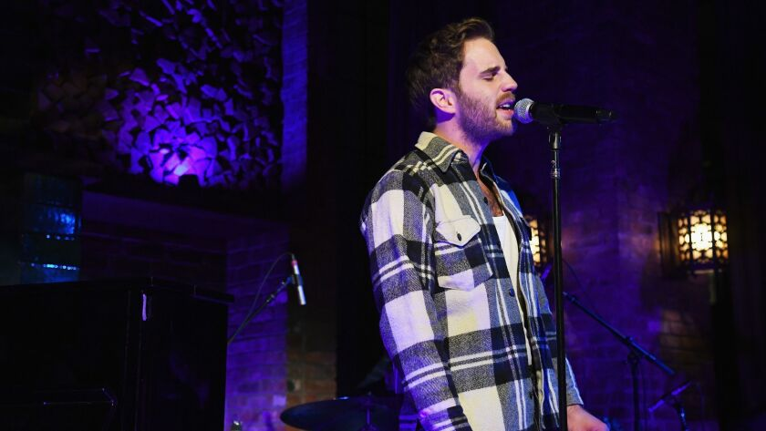 Ben Platt & Atlantic Records Album Listening Party