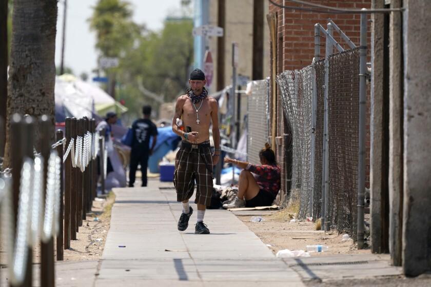 EEUU: Ola de calor en el oeste es un riesgo para la salud