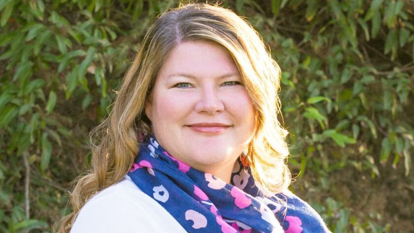 Tasha Boerner Horvath will be sworn in Tuesday to the Encinitas City Council. Photo courtesy of Moo