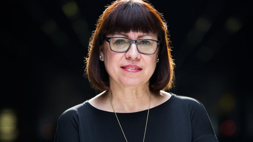 Alma Ruiz, MOCA senior curator, will be retiring.