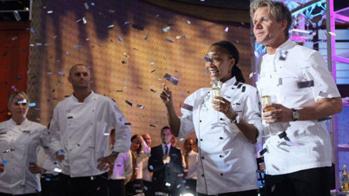 Hell S Kitchen Season 11 Winner Ja Nel Witt Not Taking Job Los Angeles Times