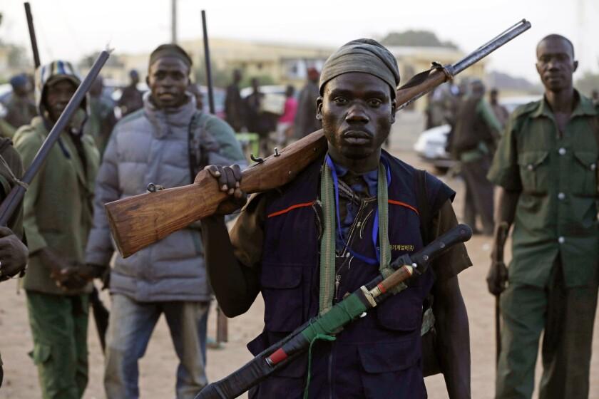 Nigeria Hunters vs Boko Haram