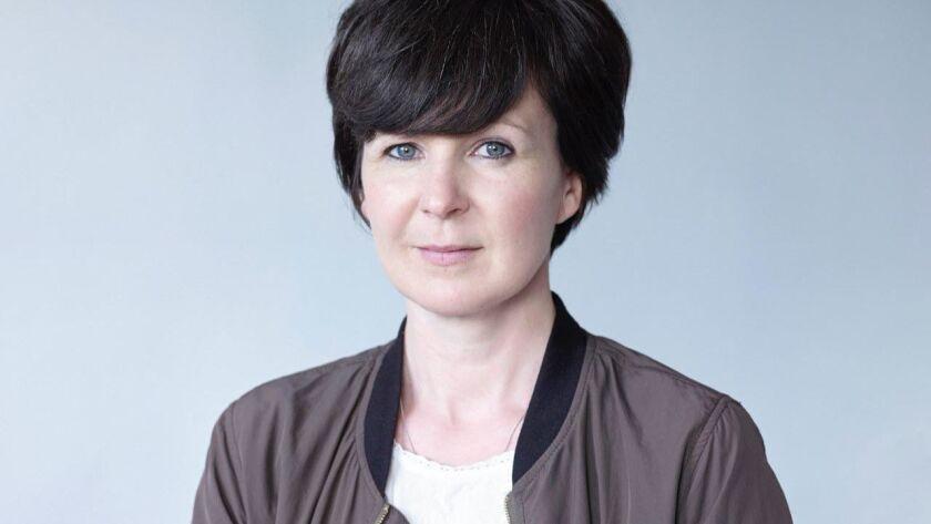 Olivia Laing, author of 'Crudo.'