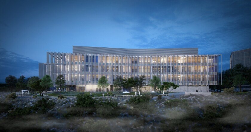 UC San Diego will soon begin construction on Franklin Antonio Hall at the Jacobs School of Engineering