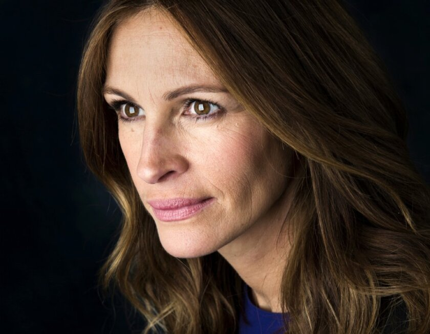 """Actress Julia Roberts stars in """"August: Osage County."""""""