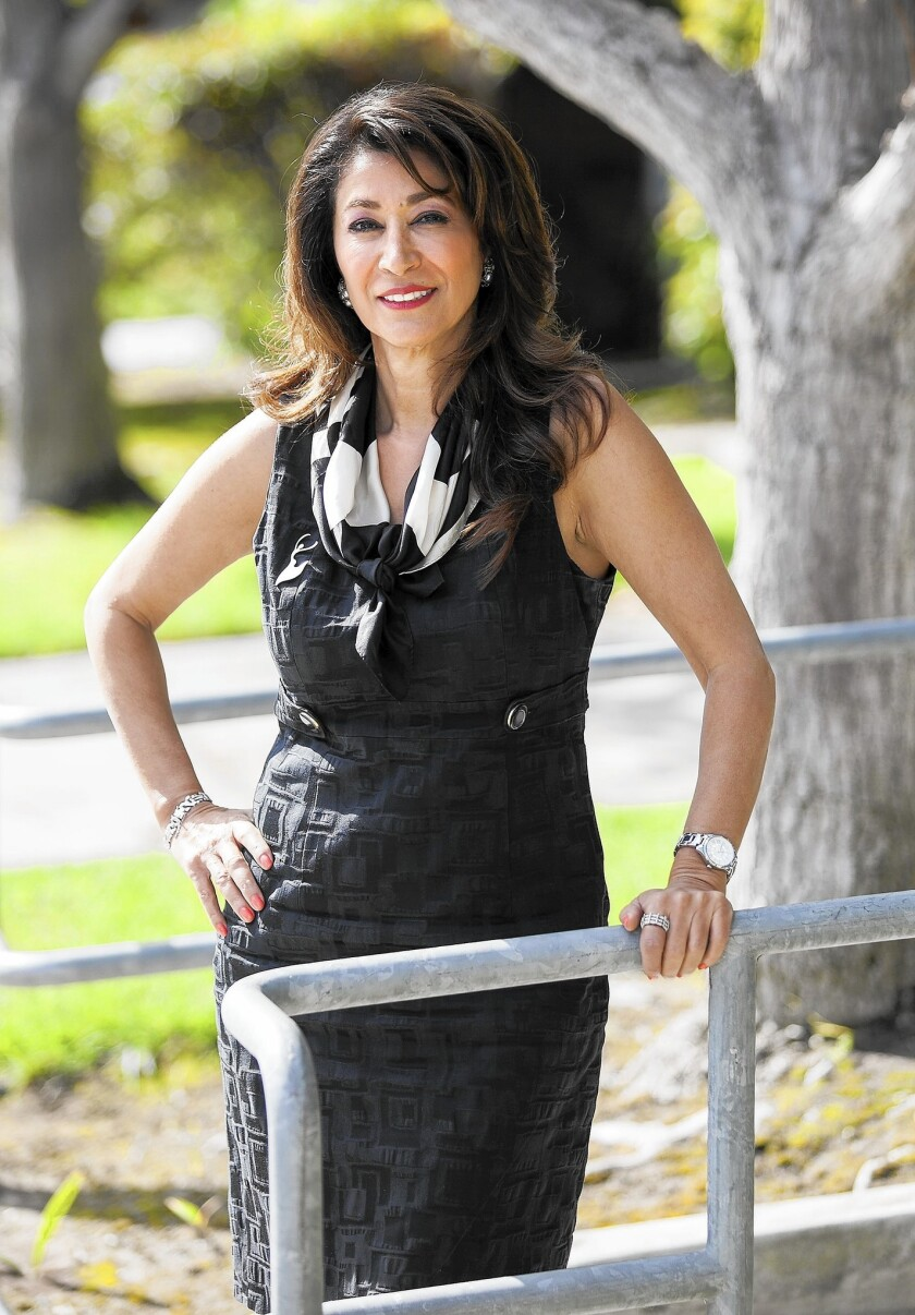 Miriam Khosravani is the founder and President of the Iranian American Women Foundation.