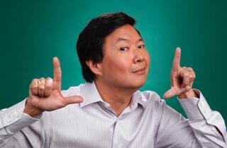 Ken Jeong (You Complete Me, Ho)