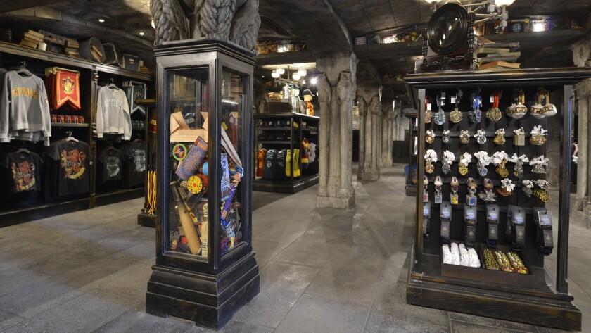 Filch's Emporium of Confiscated Goods