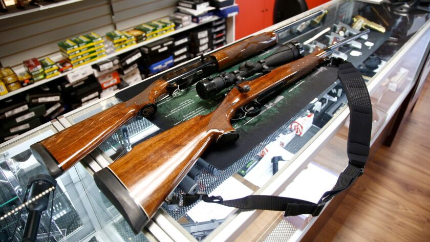 Gun Manufacturer Remington Files For Chapter 11 Bankruptcy Protection