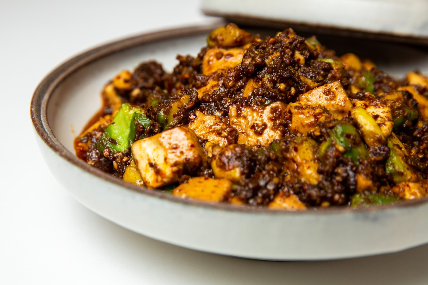 The ultimate mapo tofu recipe has a California twist