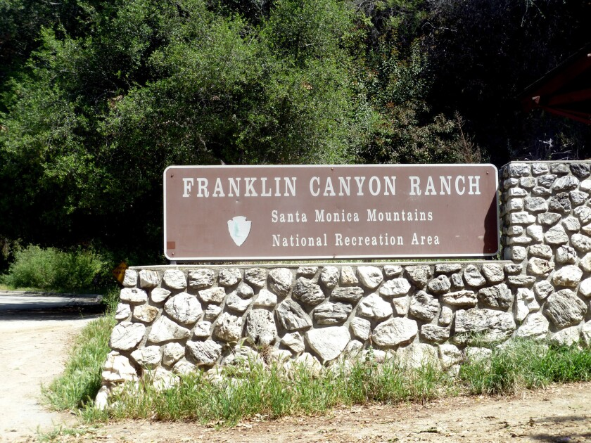 Franklin Canyon Park