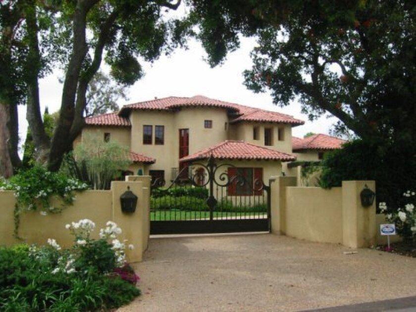 Luxury Landscaping in Rancho Santa Fe