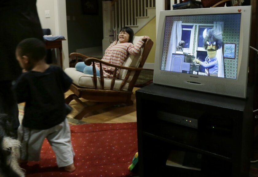 The American Academy of Pediatrics recommends that children watch no more than one or two hours of television a day.
