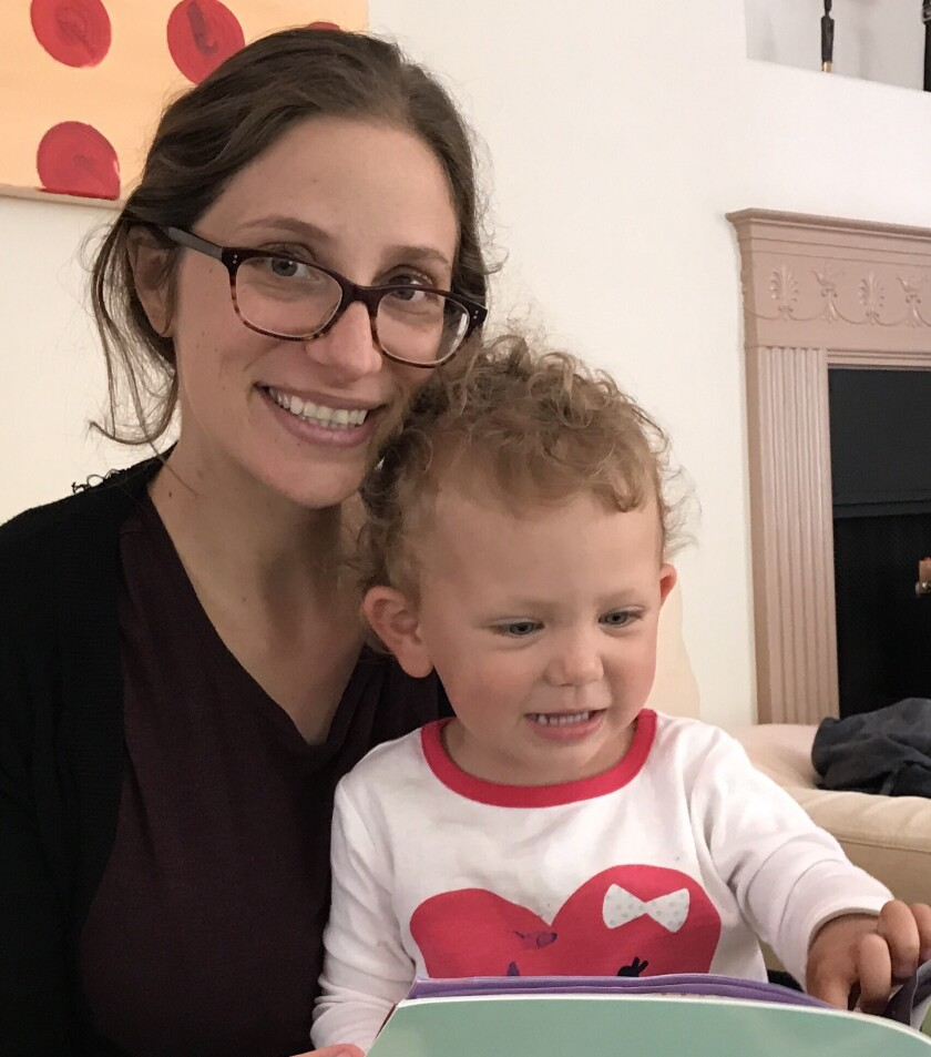 TextEditor Del Mar native and debut author Danielle Chammas says her daughter's birth helped spark her life-long dream of writing and illustrating children's books.