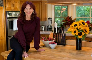 Hot Property | My Favorite Room: Marilu Henner's kitchen is ground zero for family life