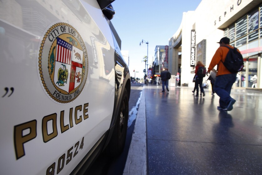 LAPD officer convicted