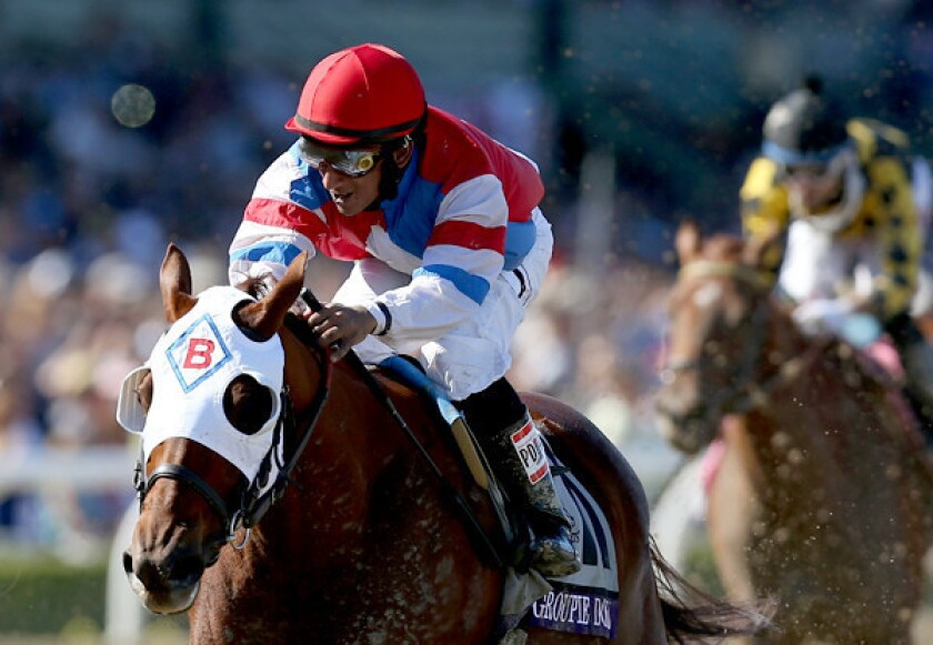 Breeders' Cup Filly and Mare Sprint: Groupie Doll a repeat winner