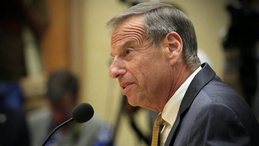 The difficulties of the process to remove Bob Filner as mayor in 2013 after a wave of sexual harassment allegations against him led to Measure E's placement on the November ballot.
