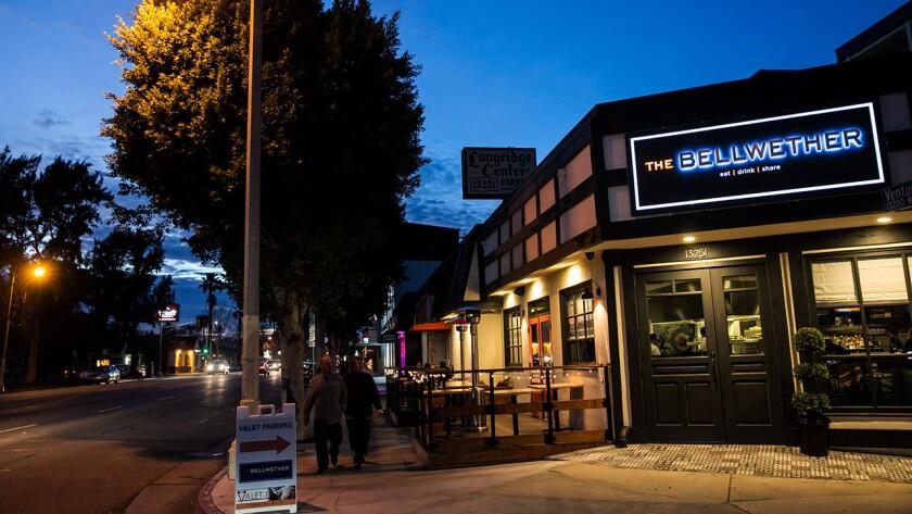 Bellwether restaurant