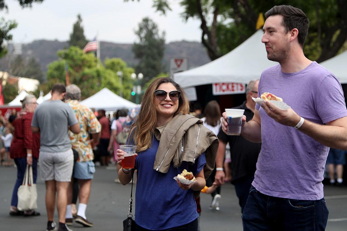 Photo Gallery: Annual Montrose Oktoberfest