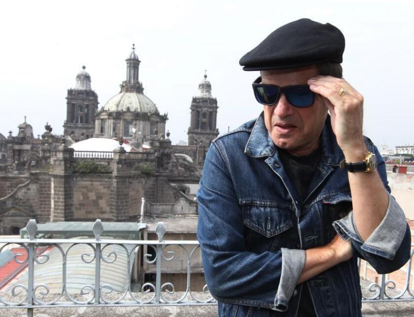 Santiago Auserón: Cuando conoces México se crea un lugar mitológico