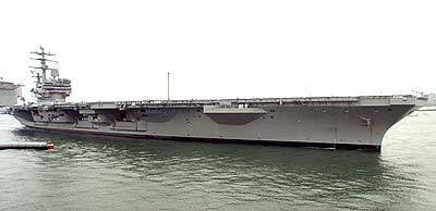 U.S. Carrier Ronald Reagan