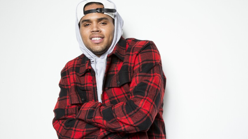 Chris Brown decided to shut up about Ebola one tweet too late.
