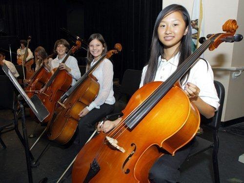 CV Middle School Music Concert