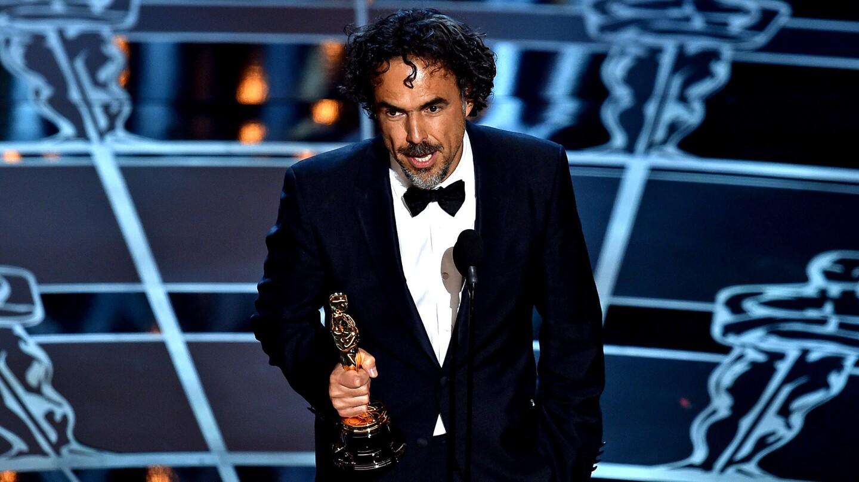 Oscars 2015   The show