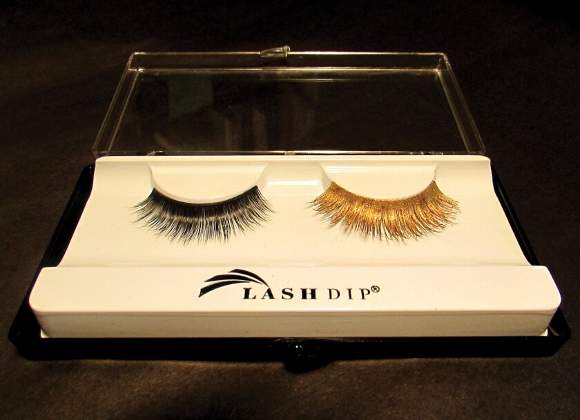 Letters to the Editor: Finally, someone calls out the insanity of the false-eyelash trend