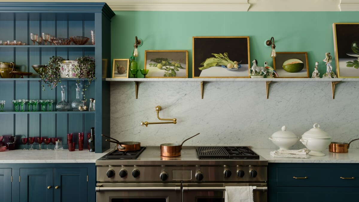 - Backsplashes, A One-step Kitchen Makeover - Los Angeles Times