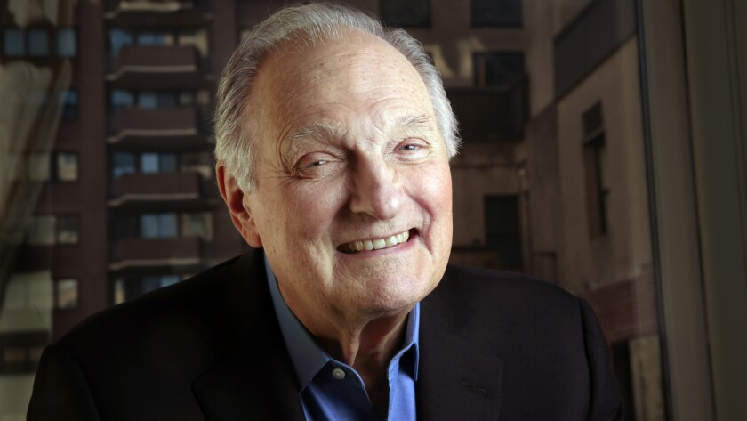 Actor Alan Alda and Scripps Research will transform scientists into master storytellers