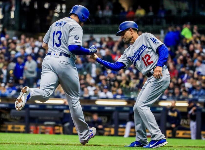 El mexicano Urías y Dodgers fueron los triunfadores; pierden Filis y Padres