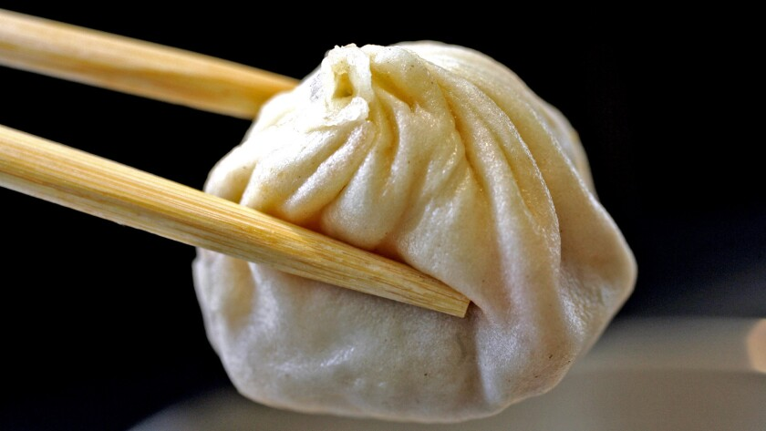 Soup dumpling specialists Din Tai Fung to open a location in Las Vegas