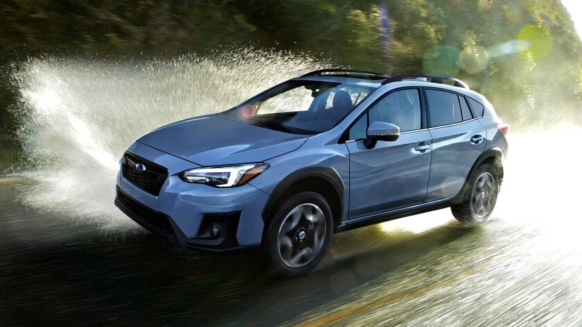 Review: 2018 Subaru Crosstrek: Ready to roam off-road? - Los