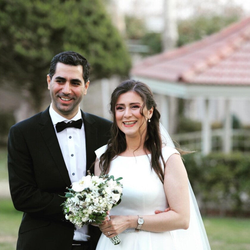 Sara Mamani and Siavash Ghafouri-Azar, engineers who graduated from Concordia University, died in the Jan. 8, 2020, Ukrainian jetliner crash in Iran. They had just celebrated their wedding and were on their way back to Canada.