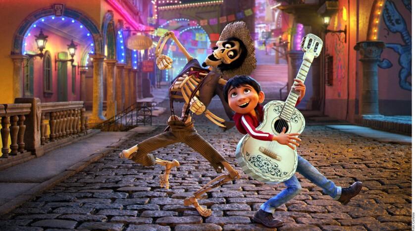 Coco, la favorita de los latinos