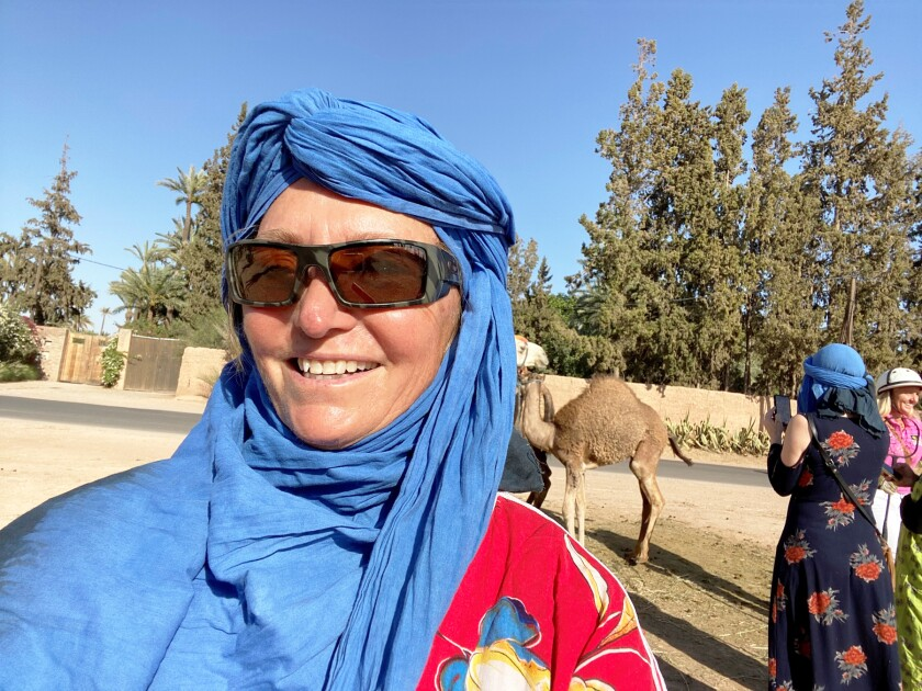 Susan Harris shares her love for horses and polo around the world