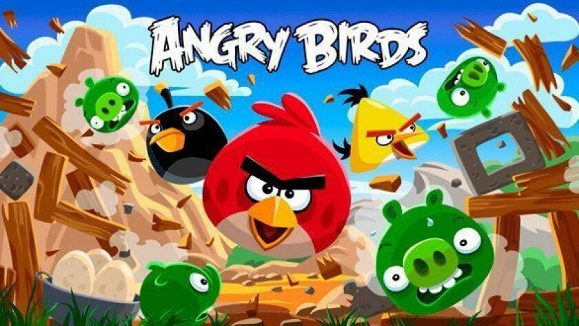 'Angry Birds' animated series coming to TV (and everywhere else)