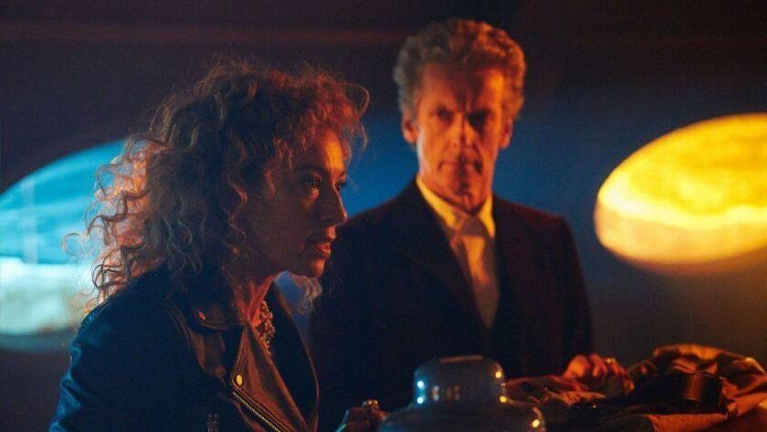 Doctor Who Christmas 2015