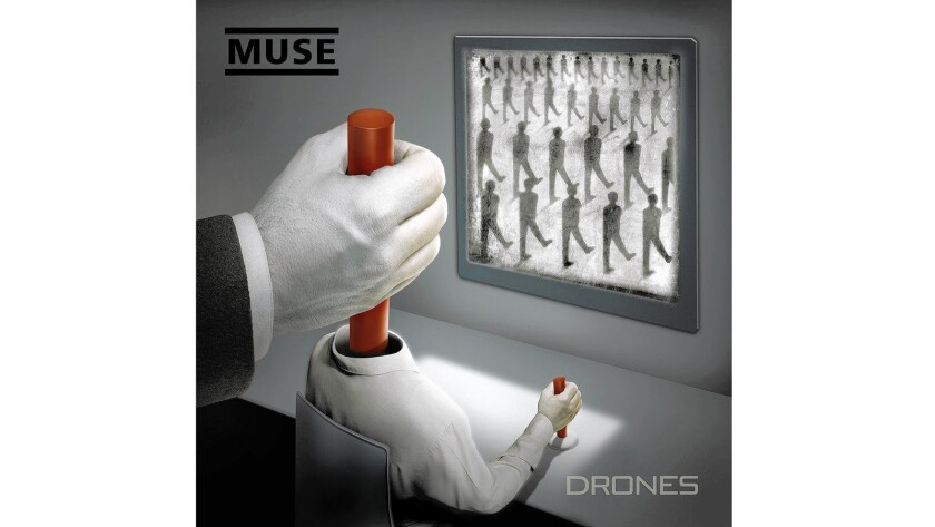 Review: Concept album by Muse just drones on