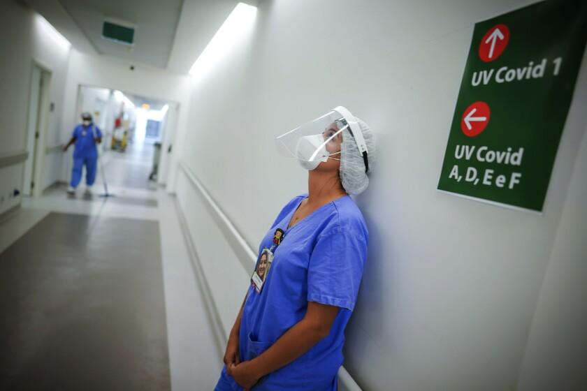 Brasil tiene casi 500.000 muertos por COVID-19