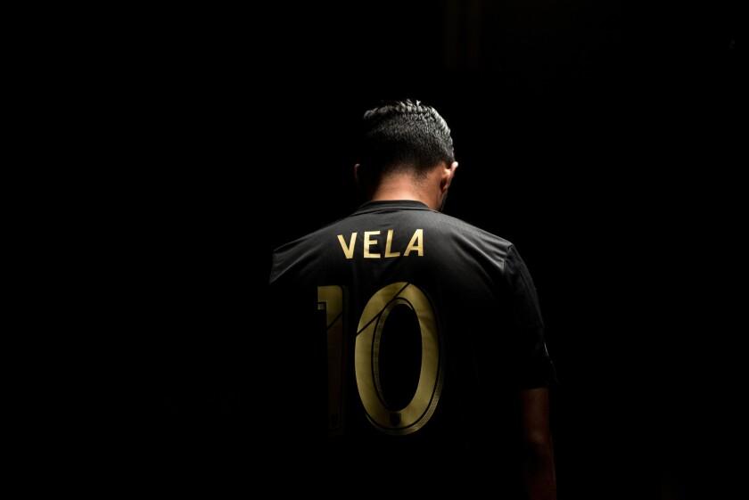 Carlos Vela es el rostro del conjunto de LAFC.
