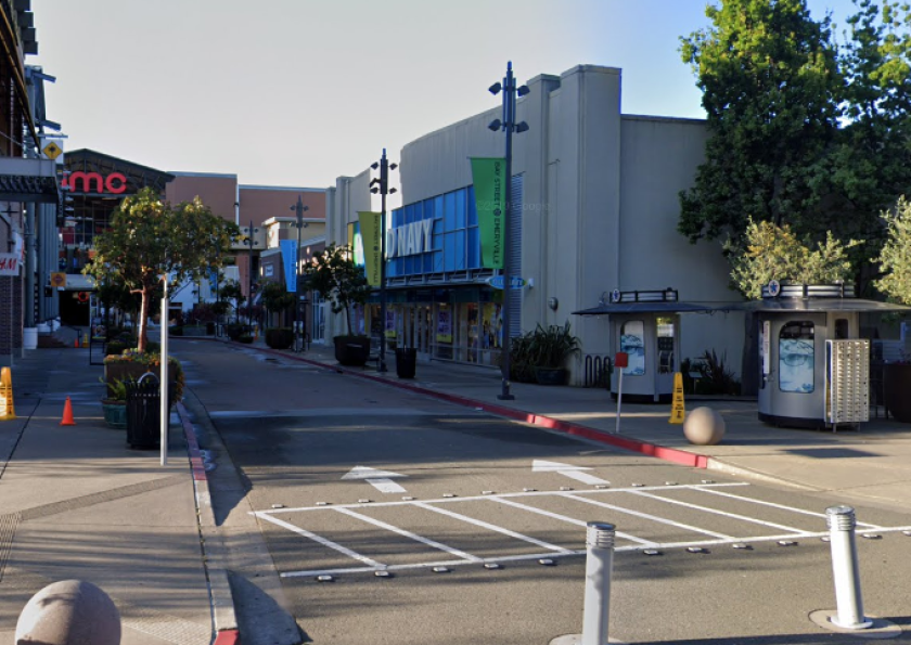 Two teenagers were arrested following the attack of an off-duty CHP officer at a busy Bay Area mall on Black Friday.