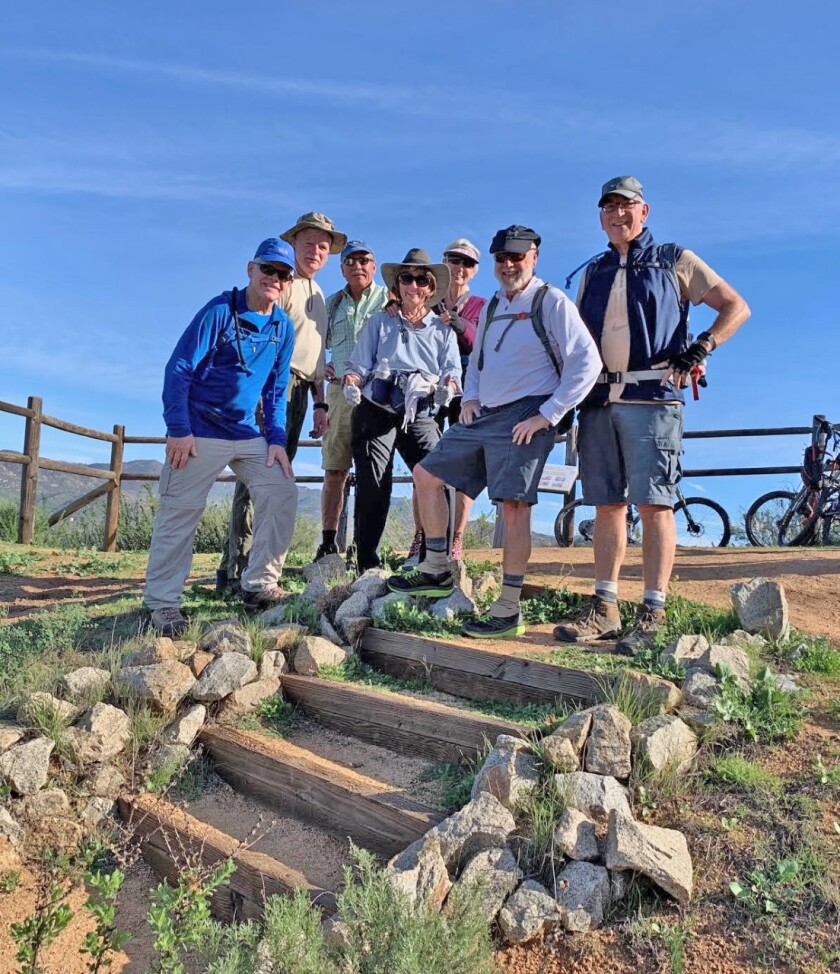 All-in-one-day hikers.