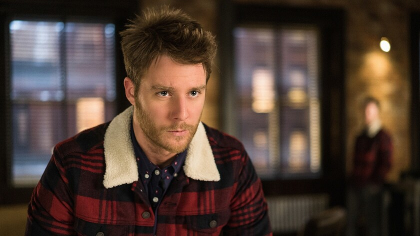 "Jake McDorman in ""Limitless"" on CBS."